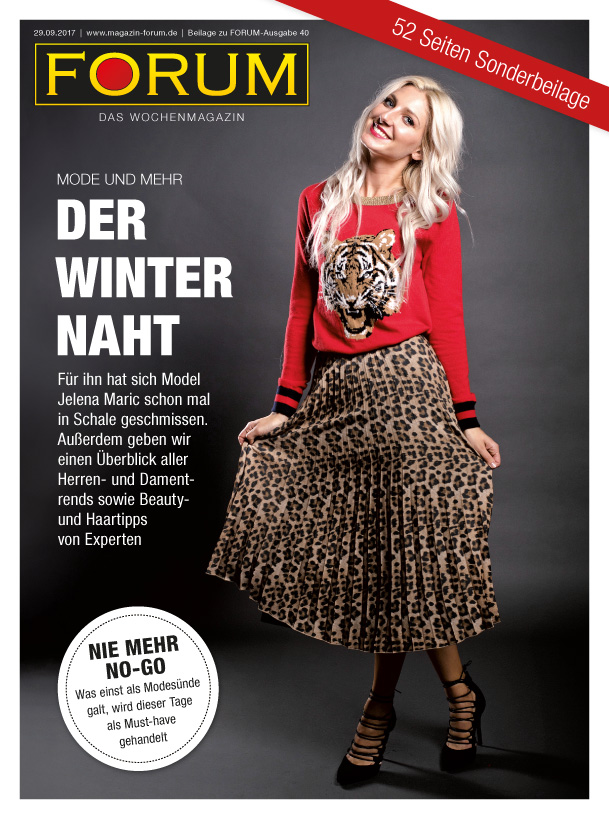 Cover Der Winter naht