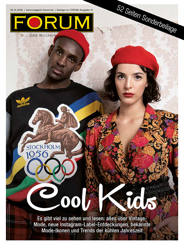 Cover Cool Kids