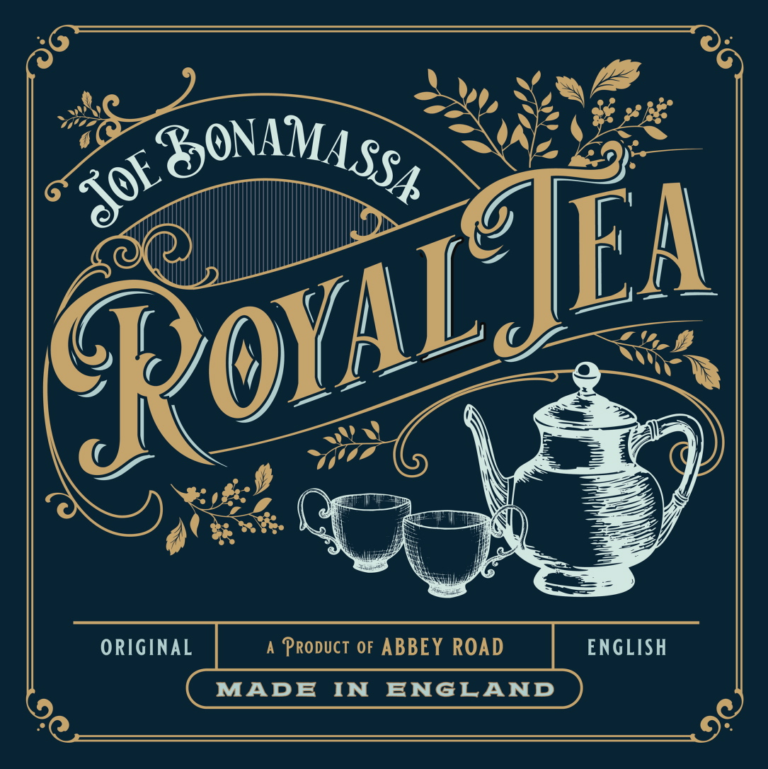"Made in England: ""Royal Tea"" heißt Joe Bonamassas aktuelles Album"