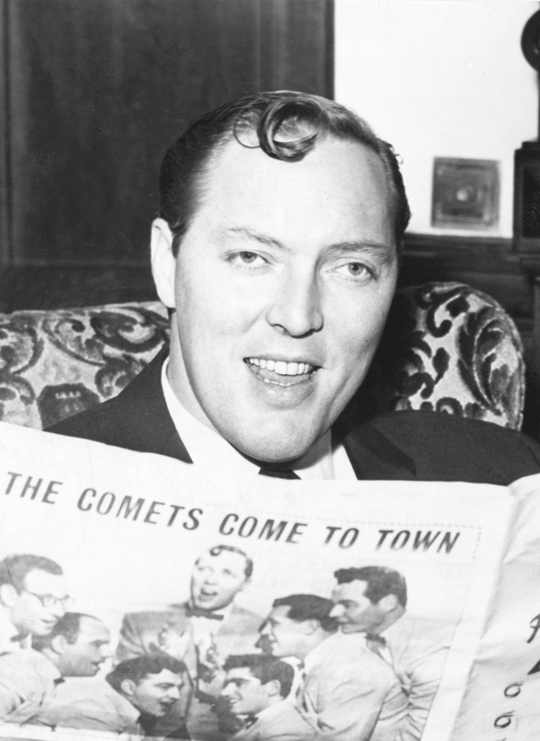 Bill Haley († 55)