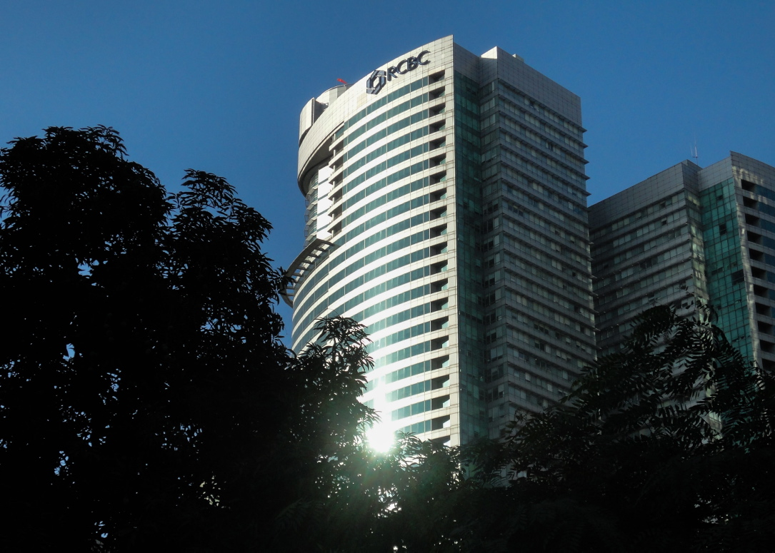 Rizal Commercial Banking Corporation Tower in Makati City