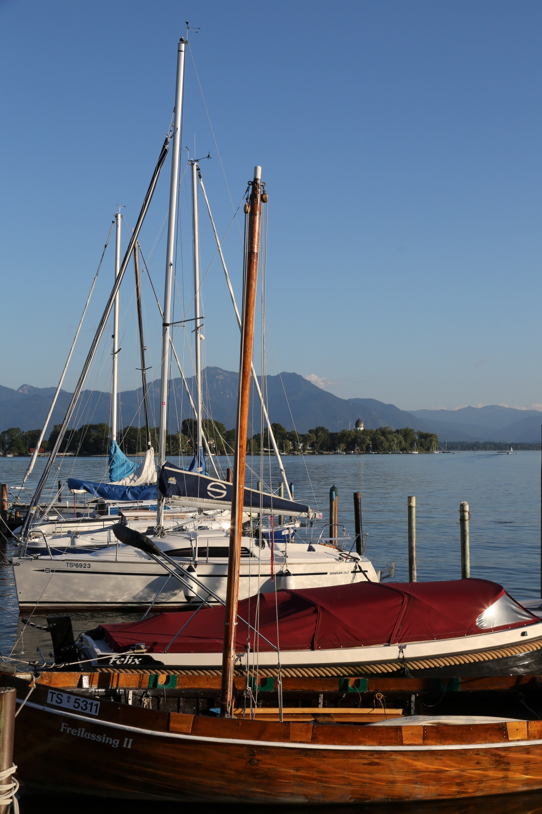 Gstad am Chiemsee