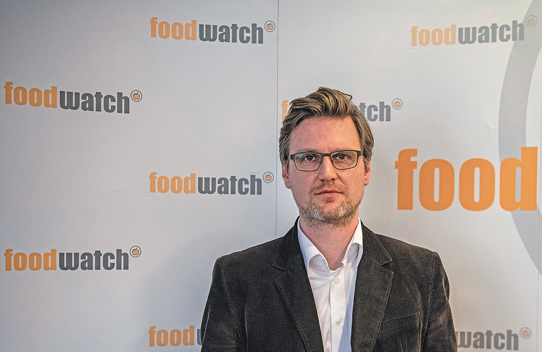 Martin Rücker (Foodwatch)